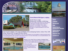 North Shore Lodge of Grand Marais Michigan