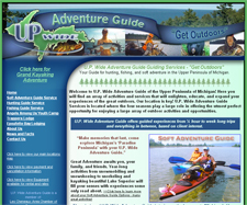 U.P. Wide Adventure Guide