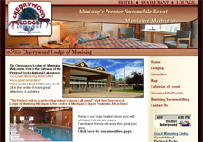 Munising's Cherrywood Lodge