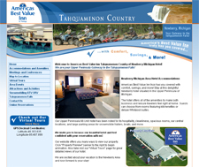 Hotel Website - Americas Best Value Inn Newberry MI