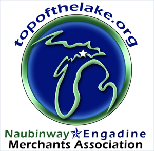 Engadine Naubinway Merchants Association Logo