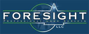 Foresight Land Surveying Logo Design