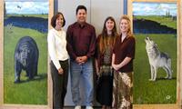 Ojibway Museum Murals