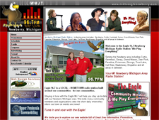 96.7  FM The Eagle of Newberry Michigan