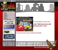 101.5 FM The Eagle of Gaylord Michigan