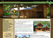 IWR Co. - Intensified Wood Restoration Services
