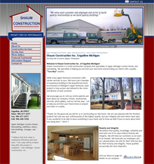 Shaum Construction Upper Michigan Contractor