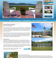 Beach Inn Munising Bay