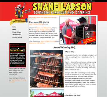 Shane Larson Barbeque and Catering