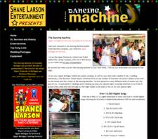 The Dancing Machine