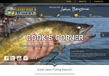 Great Lakes Fishing with Fisherman's Digest